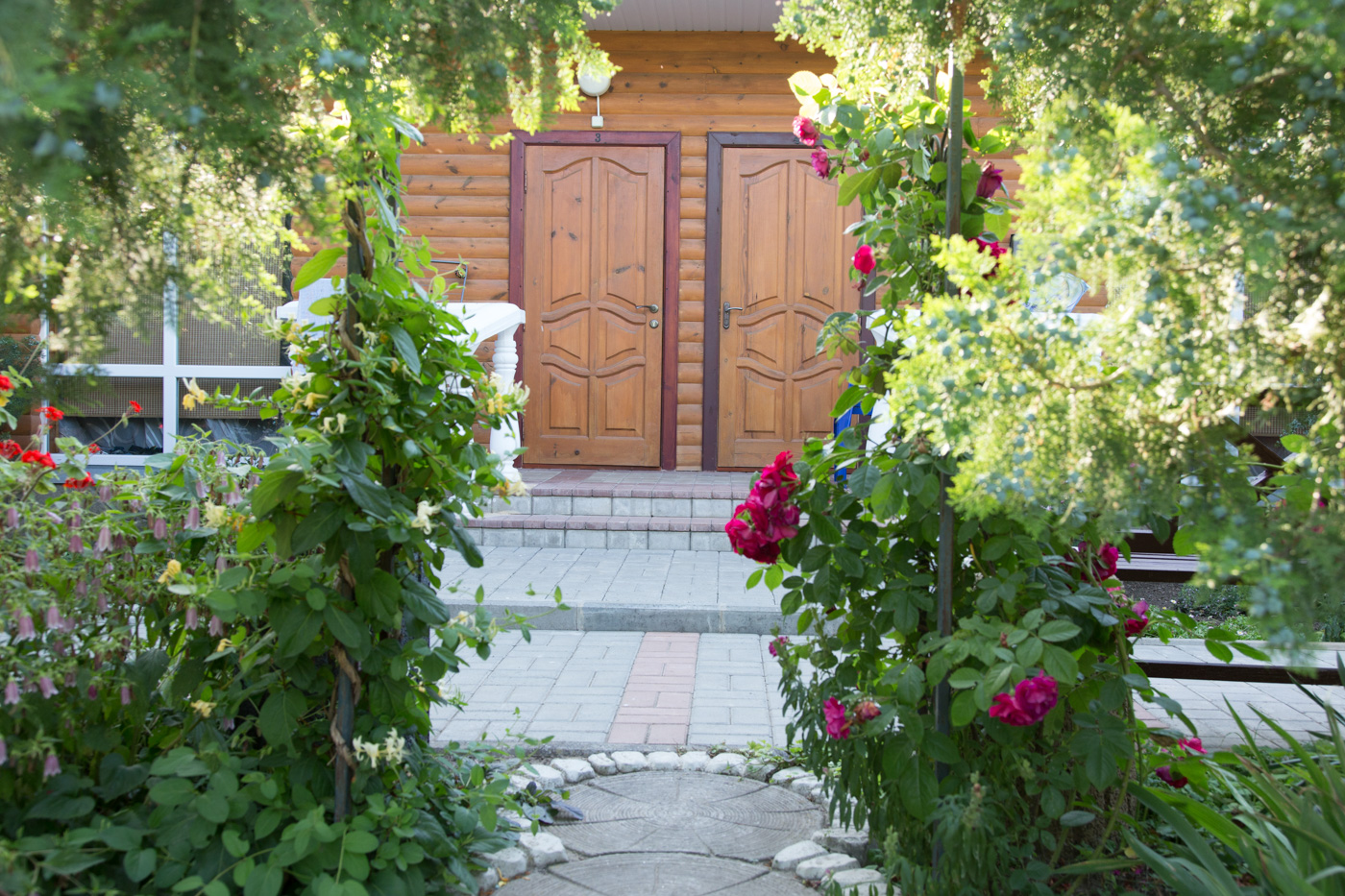 База отдыха «Альтернатива», Береговое, Крым